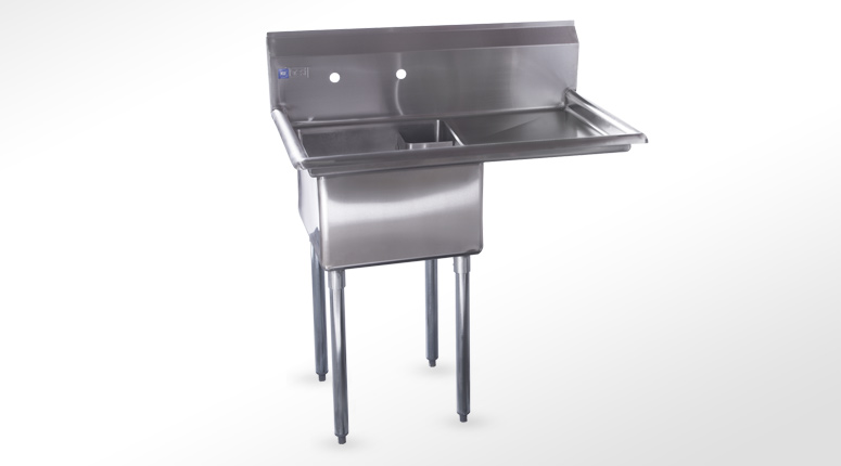 1 Compartment Stainless Steel Sink